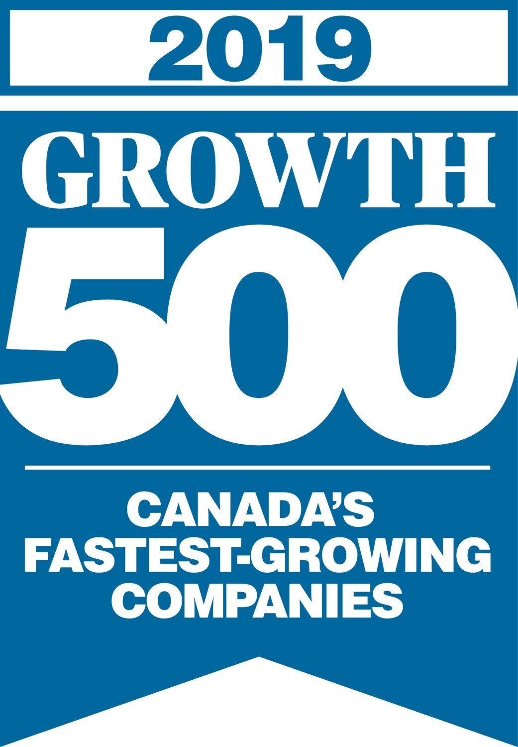 Growth 500 - One of Canada's fastest growing companies